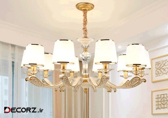 خرید اینترنتی لوستر و روشنایی، کدام گزینه مناسب شماست؟