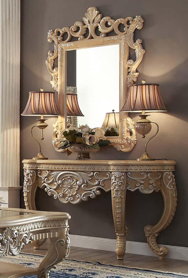 آینه کنسول سلطنتی