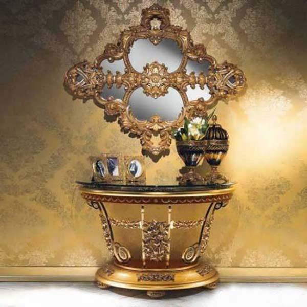 راهنمای خرید آینه کنسول سلطنتی (مدل های جدید آینه کنسول)