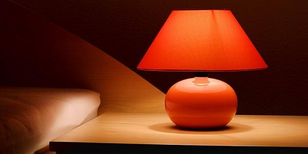 نورپردازی رنگی برای اتاق خواب