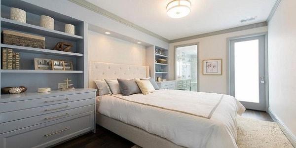 ایده برای نورپردازی اتاق خواب