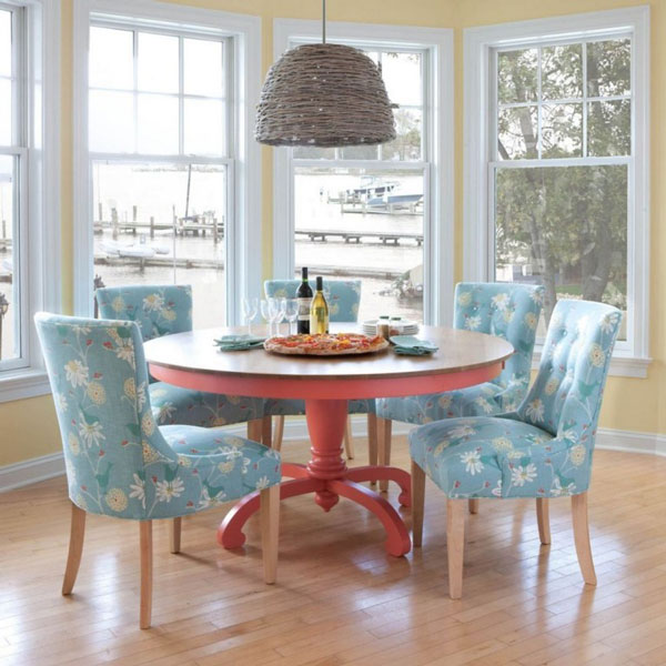 مدل میز ناهارخوری با طراحی شیک و خاص
