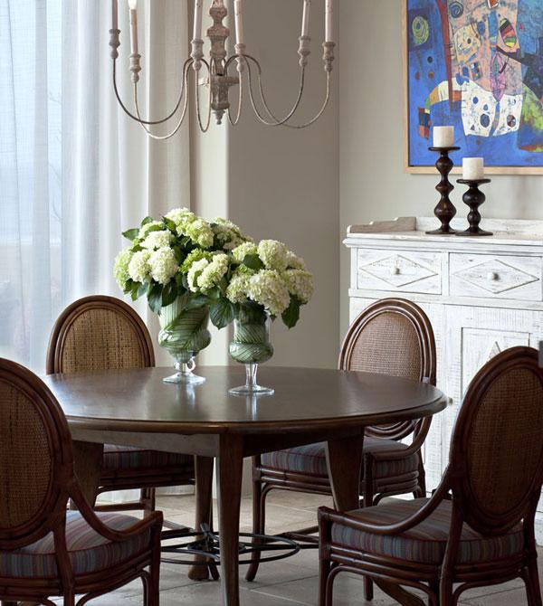 مدل میز ناهارخوری کلاسیک ساده و شیک برای جهزیه عروس