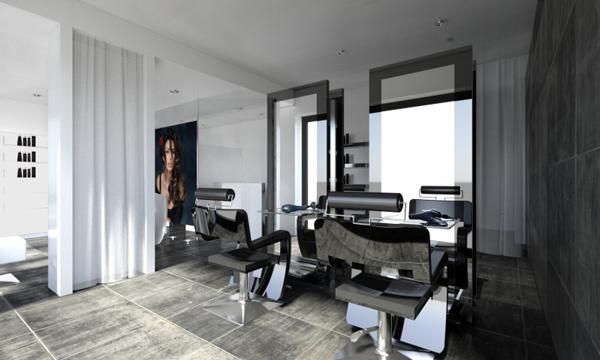 دکوراسیون آرایشگاه زنانه کوچک ، راه های ساده برای یک فضای شیک!