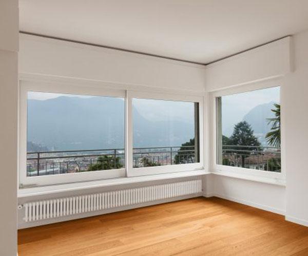 مدل پنجره برای باغ و ویلا کشویی مناسب دکوراسیون داخلی ویلا