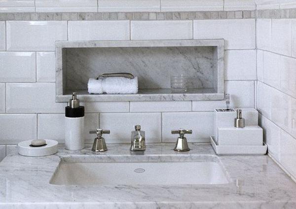 مدل شلف حمام و دسته بهداشتی ، به سادگی فضای خود را منظم کنید!