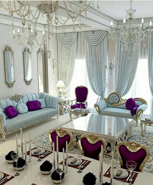 مدل مبلمان کلاسیک ترکیه ای