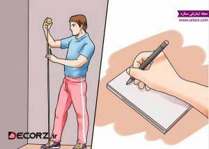 اصول چیدمان وسایل اتاق نشیمن (4)