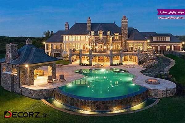 خانه های رویایی، خانه رویایی، خانه مجلل