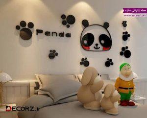 اتاق خواب کودک - تزیین اتاق کودک - مدل اتاق کودک