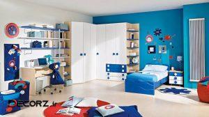 دکوراسیون اتاق کودک ، بهترین ایده ها برای دلبند شما !