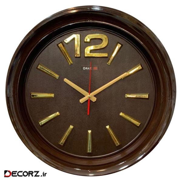 ساعت دیواری اوماکس کد 006