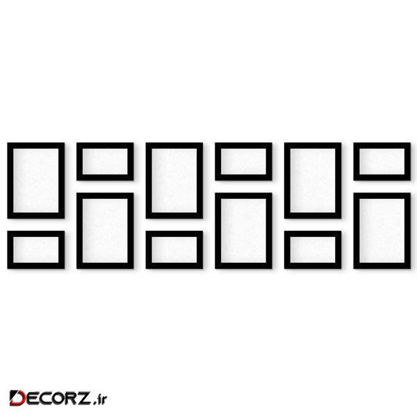 قاب عکس کد 215 مجموعه 12 عددی
