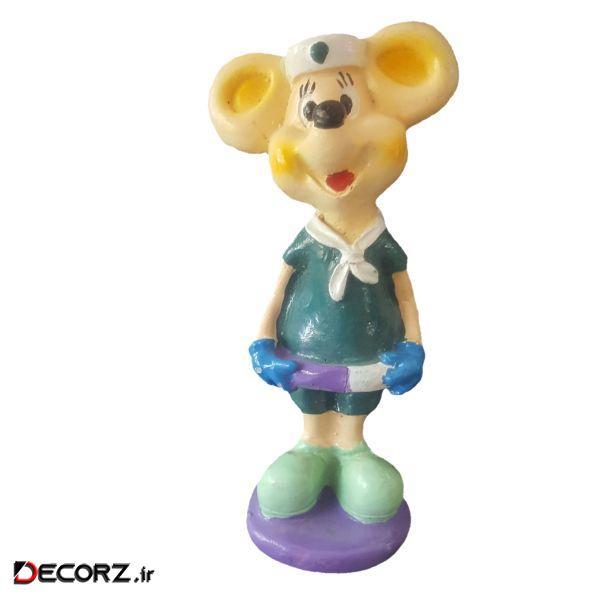 مجسمه طرح موش کد 004halghe
