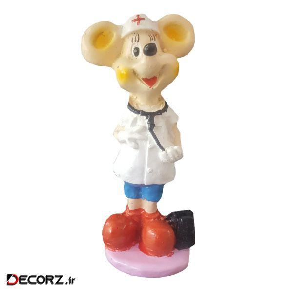 مجسمه طرح موش کد doctor005