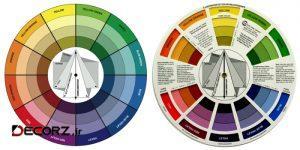 نکاتی درباره استفاده از رنگهای گرم در طراحی دکوراسیون