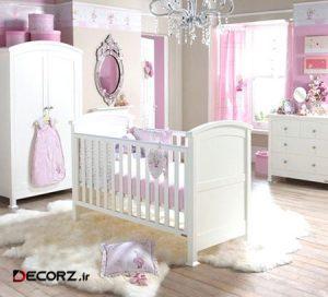 چگونه اتاق نوزاد را تزئین کنیم؟