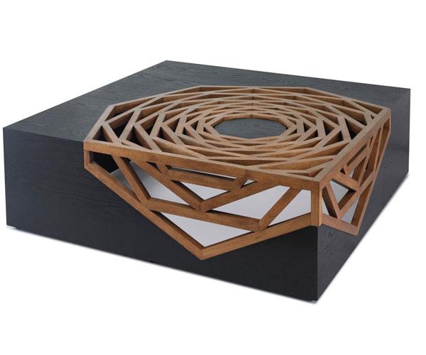مدل میز جلو مبلی مناسب دکوراسیون داخلی مدرن