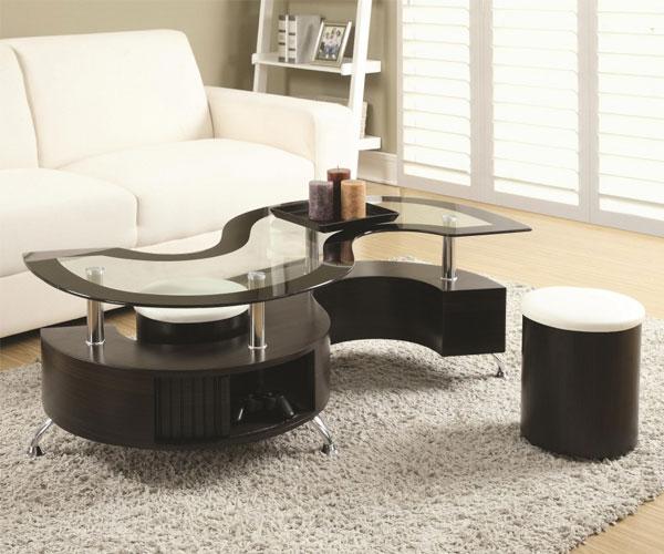 سبک جدید و مدرن مدل میز جلو مبلی