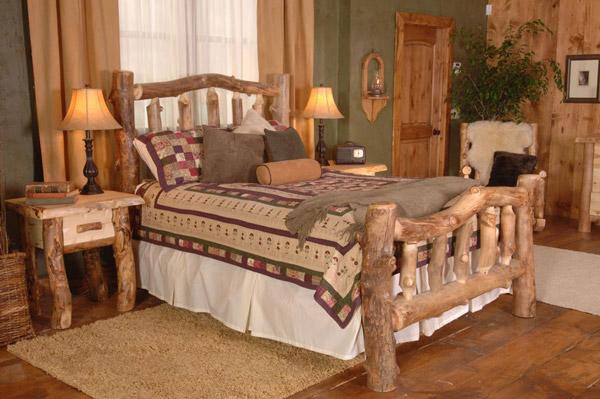 چگونه اتاق خواب به سبک روستیک ایجاد کنیم !؟