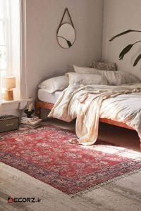 چگونگی پهن کردن فرش، از قواعدش خبر داری؟