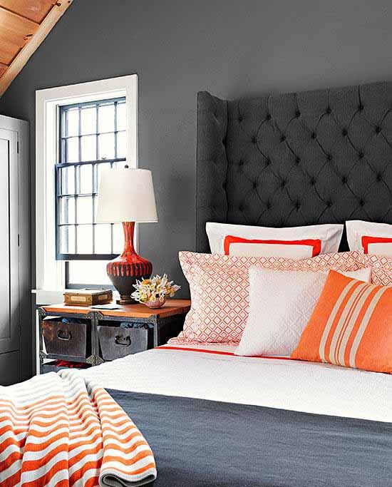 بهترین رنگها برای اتاق خواب عروس