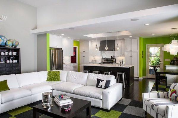 دکوراسیون ساده منزل، با این ۱۰ ایده آرامش را به خانه خود هدیه دهید!