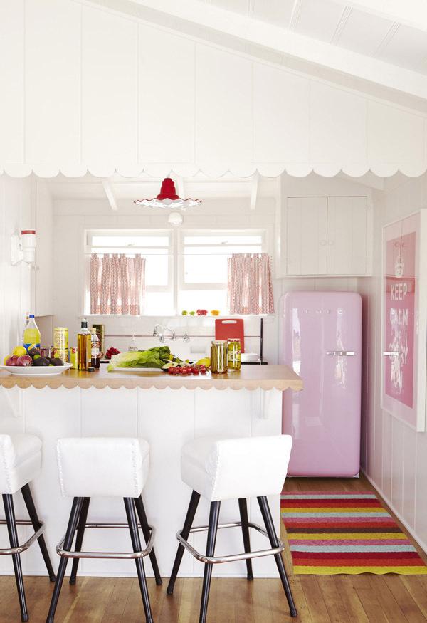 دکوراسیون صورتی، انتخابی جسورانه در طراحی منزل