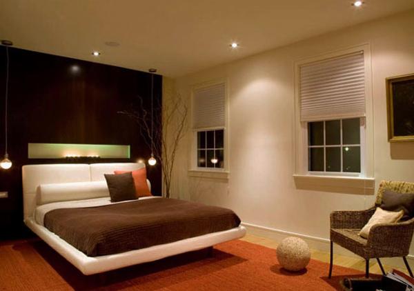استفاده از هالوژن برای اتاق خواب