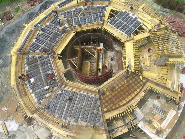 مزایای استفاده از سقف یوبوت، اجرای طرحهای خلاقانه و سقفهای بسیار بزرگ با سقف یوبوت