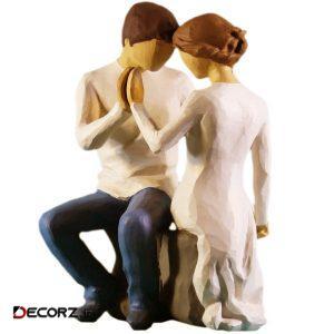 مجسمه امین کامپوزیت کد78