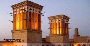 هنر معماری بادگیر در ایران
