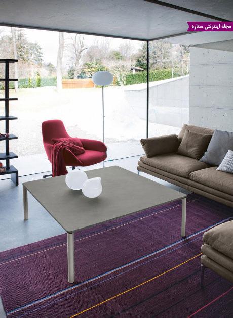 ترکیب رنگ ها، چیدمان داخلی خانه