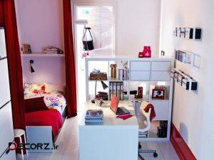 ایده هایی برای تبدیل اتاق خواب کودکان به اتاق مطالعه