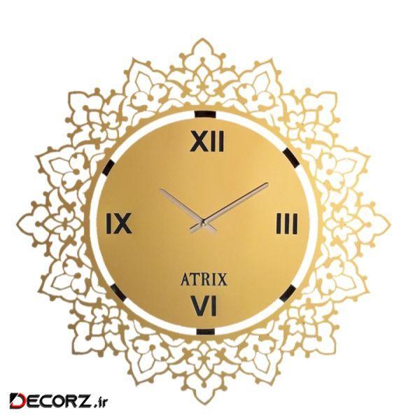 ساعت دیواری آتریکس مدل  فانتزی B117