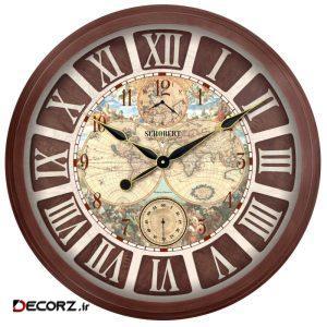 ساعت دیواری شوبرت مدل 6770