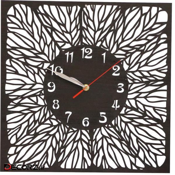 ساعت دیواری طرح شاخه درخت کد 1003