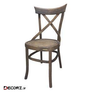 صندلی اسپرسان چوب مدل Sn14