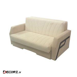 مبل تخت خواب شو دو نفره آرا سوفا مدل V22N1