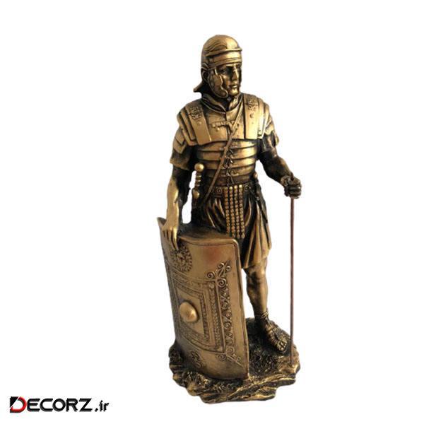 مجسمه طرح سرباز رومی مدل هاستیانی