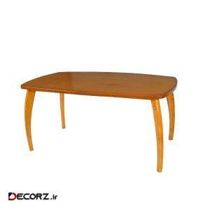 میز ناهارخوری چوبکو مدل 738
