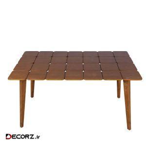 میز ناهارخوری چوبکو مدل 739
