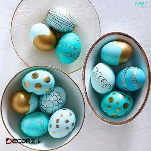 پیشنهادهای دوست داشتنی برای تخم مرغ های نوروزی