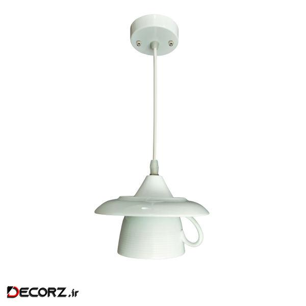 چراغ آویز مدل فنجان کد k2002