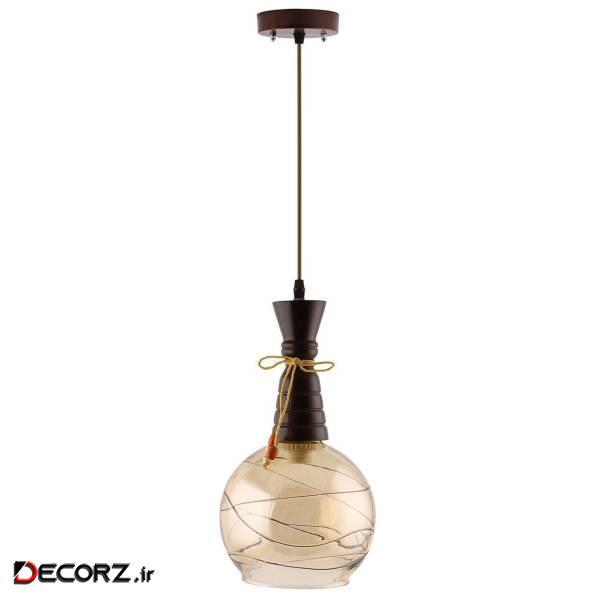 چراغ آویز کد DLT-1492