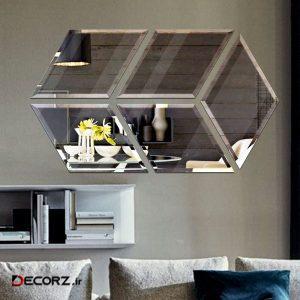 آینه کارا دیزاین مدل Fiona 01