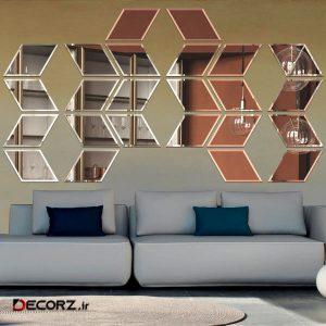 آینه کارا دیزاین مدل Fiona 07