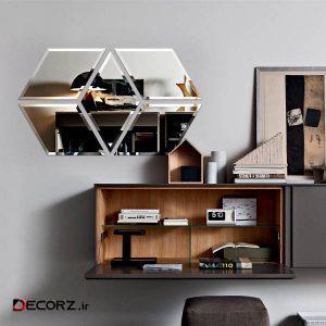 آینه کارا دیزاین مدل fido 46
