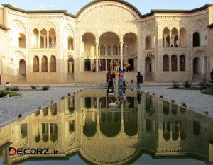 سبک های معماری بر اساس محدوده: معماری ایرانی