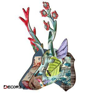 مجسمه میهو آناکسپکتد تینگز مدل Deer-Capri145